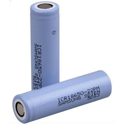 Samsung Icr18650 22fu Lithium Ion Battery 3 7v 2200mah 14 Days samsung icr18650 22p lithium ion battery 3 7v 2200mah 14 days purple jakartanotebook