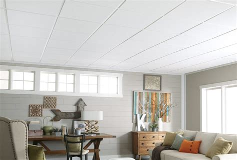 Armstrong Residential Ceiling - basement ceiling ideas armstrong ceilings residential