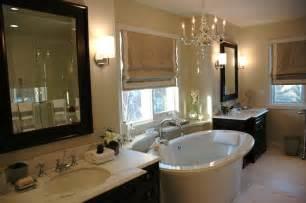 visual comfort george ii chandelier traditional bathroom khachi design group
