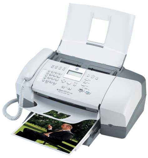 Printer Hp Officejet 4355 All In One Egy Printers Hp Officejet 4355 All In One Printer Driver