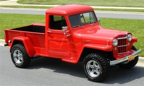 1953 Willys Pickup   1953 Willys Pickup For Sale to