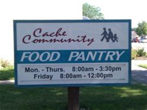 Food Pantry Logan Utah by Deseret Credit Union Spearheads Cache Valley Credit