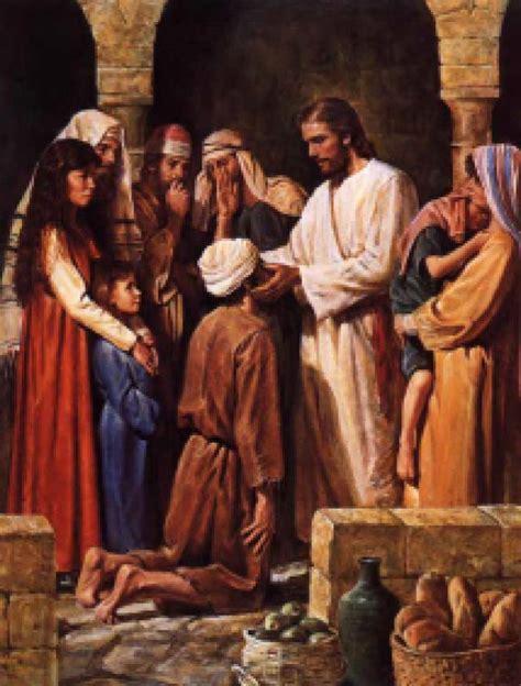 imagenes de jesus sanando un ciego lista los milagros de jes 250 s