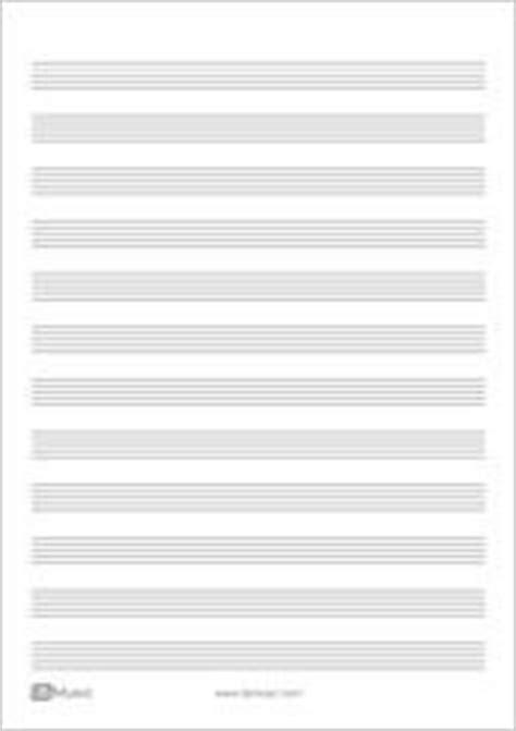 printable manuscript paper a4 print manuscript paper download print ds music