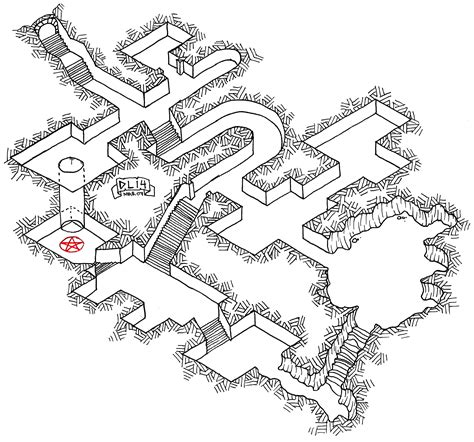 Room Layout Maker tuesday map isometric dungeon experiment 5 dyson s