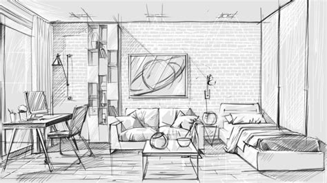 sketch interior design interior design presentation the best tools archicgi