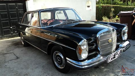 classic mercedes 1971 mercedes benz sel classic car for sale