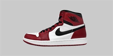 Sepatu Nike Air 1 Og High Chicago Premium Quality nike air 1 og high chicago sneakerworld dk