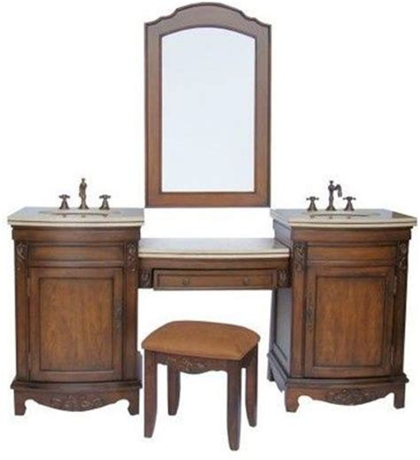 Bathroom Vanity With Dressing Table by Pin By Michele Williams Shank On For The Home