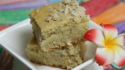 cashew cake eggless almond and cashew cake recipe by padmaja ndtv food