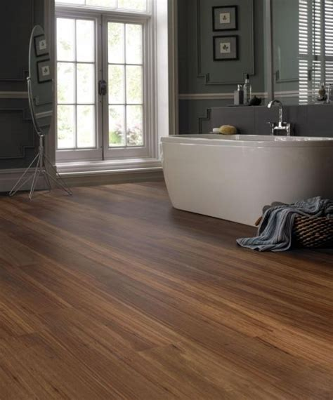 Vinyl Wood Flooring Bathroom Design 29 Vinyl Flooring Ideas With Pros And Cons Digsdigs