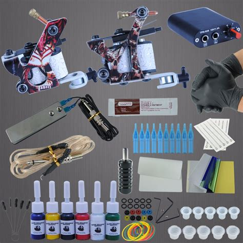tattoo machine kit reviews permanent makeup machine reviews online shopping