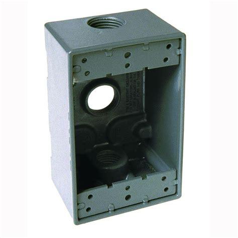 Box Bell C 26 weatherproof electrical box weatherproof electrical box sc 1 st electronic surplus