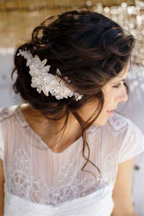 wedding hair using nets eye catching wedding hairdos for long hair long