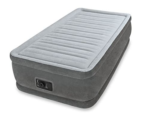 air bed mattress airbed size built in electric raised guest ebay