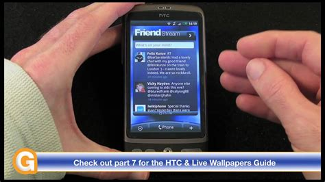 htc desire rooting downgrade part 1 youtube htc desire mobile phone part 6 peep friendstream