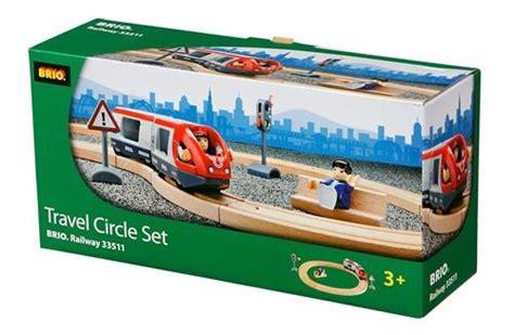 Tulipware Travel Set Mt New brio travel circle set 33511 table mountain toys