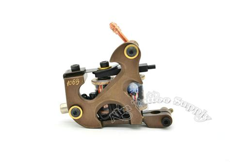 tattoo machine original brand new original padiy irons cnc brass tattoo machine