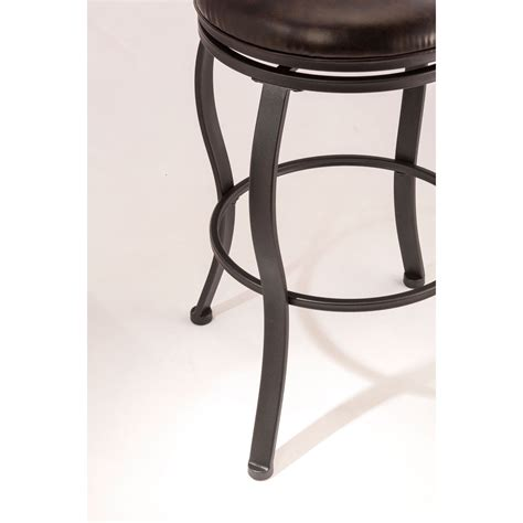 28 Inch Swivel Bar Stools by Bellacor Item 1637606 Image 3 Zoom View