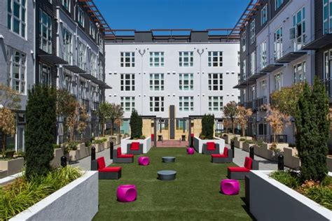 apartment courtyard modular grows as conventional building costs climb