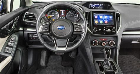 subaru impreza wrx 2017 interior 2017 subaru impreza bodes well for brand s future