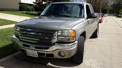 buy used 2003 gmc sierra 1500 with air bags in gainesville florida united states for us 9 480 00 find used 2003 gmc sierra 1500 extended cab in streamwood illinois united states for us 8 900 00