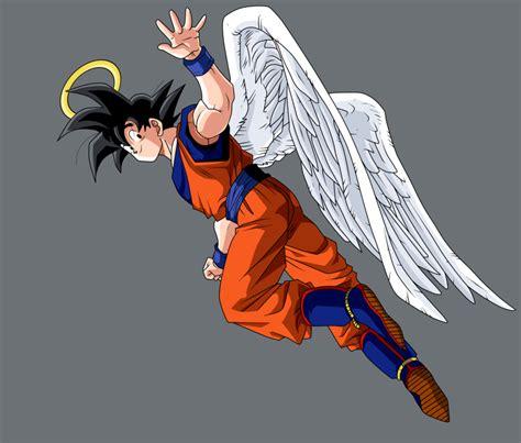 imagenes de goku angel imagen goku alas png dragon ball wiki fandom powered