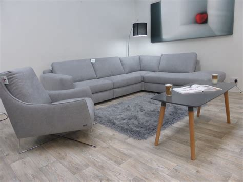 quality corner sofa natuzzi editions soft fabric high quality corner sofa