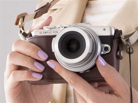 Kamera Olympus Epl7 pen e pl7 olympus