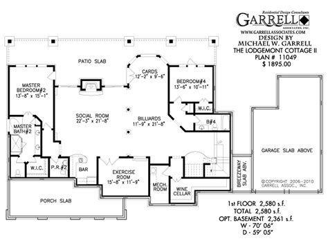 h shaped house plans h shaped ranch house plans