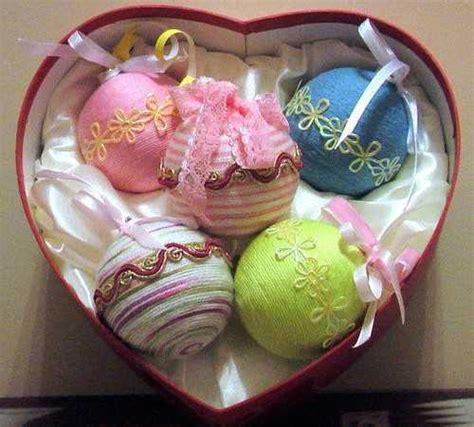 Handmade Hearts Crafts - 18 creative craft ideas handmade balls for