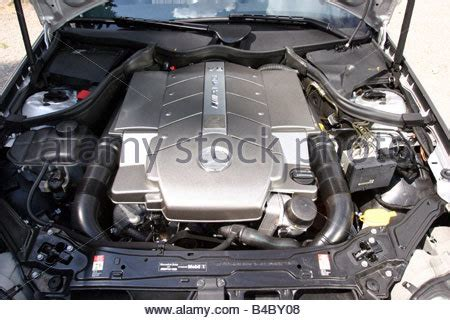 how cars engines work 2003 mercedes benz clk class parental controls car mercedes clk 55 amg convertible model year 2003 silver stock photo royalty free image