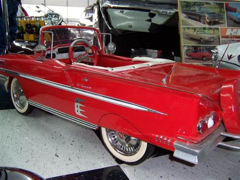 Pedal Car by 59 Impala Strollers Pedal Cars Chevytalk Free