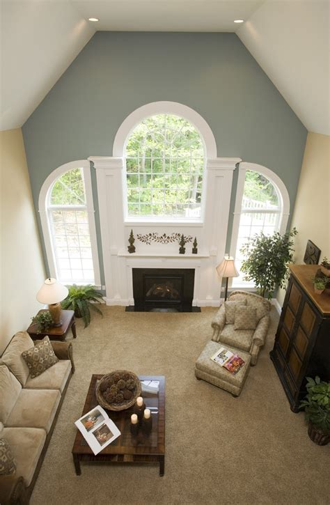 two accent walls in living room 30 best images about living room ideas on 2 story foyer high ceilings and fireplaces