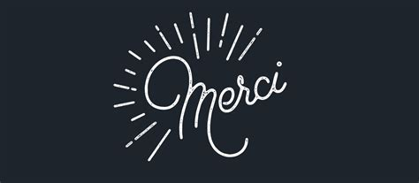 merci sarah dayan french hand lettering artist amp logo