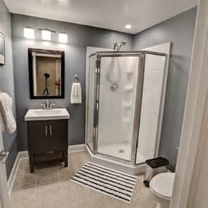 Basement Bathroom Shower Walkout Basement Picmia