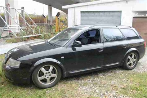 Audi A6 2 5 Tdi Probleme by Audi A6 Allroad Bj 2002 2 5 Tdi Diesel V6 Tolle