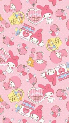 Iphone6 6s My Melody マイメロディ10 iphone壁紙 wallpaper backgrounds iphone6 6s and
