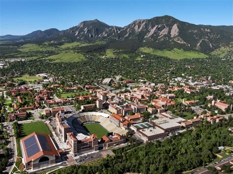 Csu Mba Registration by Cu Boulder Of Colorado Boulder Profile