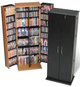 Dvd Storage Cabinet 702 Cd 448 Dvd Storage Cabinet Rack With Lock New Ebay