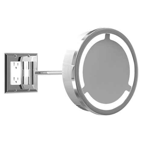 Bathroom Light With Electrical Outlet Bathroom Light Fixture With Power Outlet My Web Value