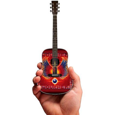 Gitar Accustik New Jrneg axe heaven journey tribute acoustic miniature guitar replica collectible music123