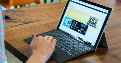 Laptop Microsoft Surface Pro 4 microsoft surface pro 4 review redefining the laptop