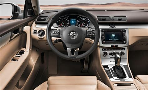 Passat Interior by Car And Driver