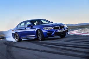 M5 Bmw 2018 Bmw M5 Unveiled With 600 Ps Awd And Rwd Autoevolution