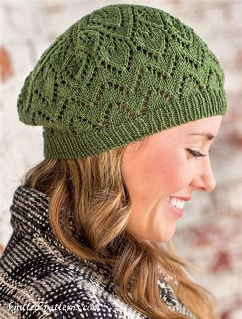 knitting pattern beret 1000 images about knit hats on pinterest cable ravelry