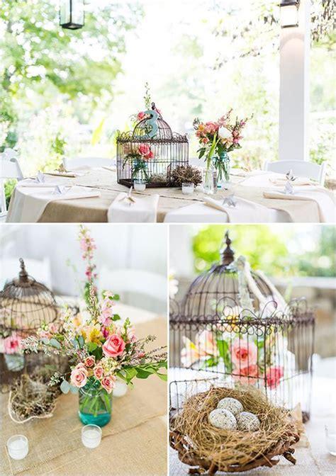 flower birdcage decorations home design  interior