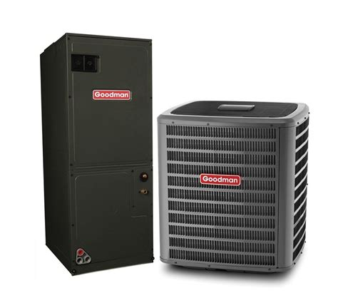Ac Electric Air goodman 3 ton 16 seer ac model gsx160361 and goodman 3 ton