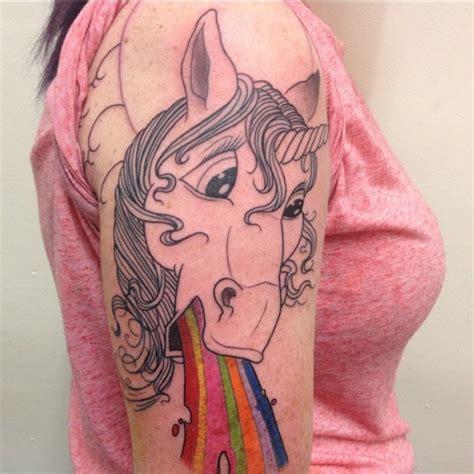 finger tattoo unicorn 53 best unicorn tattoo designs for women tattooblend