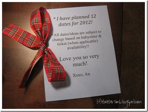 12 dates for husbands gift 42 best gift ideas for husband images on gift ideas beautiful